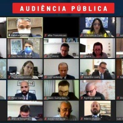 [Com participação da OAB-BA, ALBA promove audiência pública sobre direito de atendimento da advocacia]