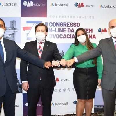 [II Congresso Online da Jovem Advocacia Baiana]