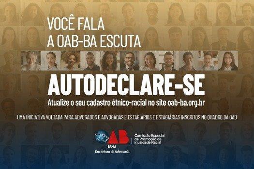 [OAB-BA lança pesquisa para mais de 50 mil advogados]